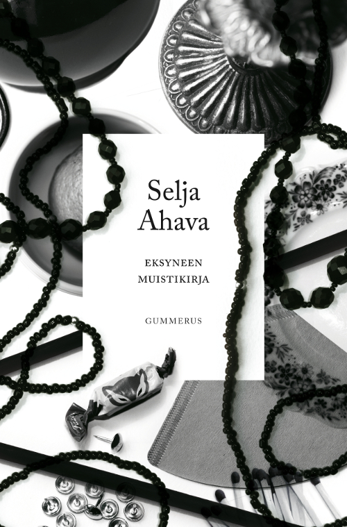 Selja Ahava: The Day the Whale Swam through London - Helsinki Literary Agency
